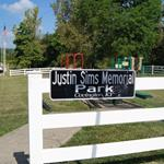 Lance Corporal Justin Sims Memorial Park