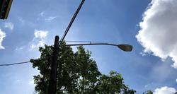 Street light burned out? Report it