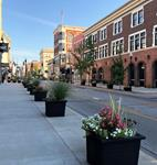 Improving downtown's look, feel & function