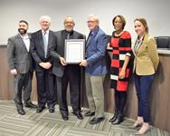 City honors longtime state Rep. Simpson