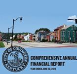 For 27th time in 28 years, Covington earns top certificate for financial reporting