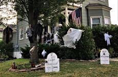 Halloween in The Cov: Safety rules apply