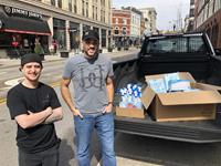 Generous Covington businesses lend hand