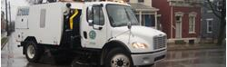 Fall Street Sweeping Schedule for October-November 2014