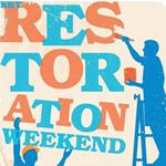 NKY Restoration call to artists for 2nd Annual Restoration Weekend Poster Contest.