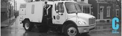 Street-sweeping schedule begins Monday