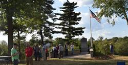 City Hosts Armed Services Memorial Grand Opening & Rededication Ceremony; Honors Veterans For Their Service