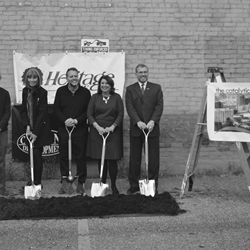 Bradford Building Groundbreaking