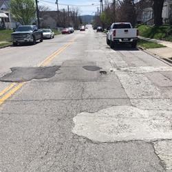 Latonia Avenue reconstruction to begin week of April 30