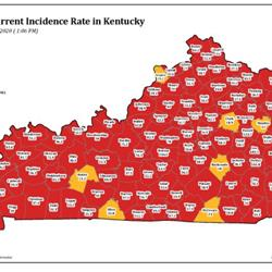 Gov. Beshear New Restrictions begin Today at 5