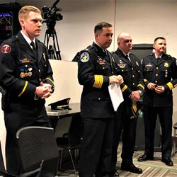 4 decades of public safety dedication retires