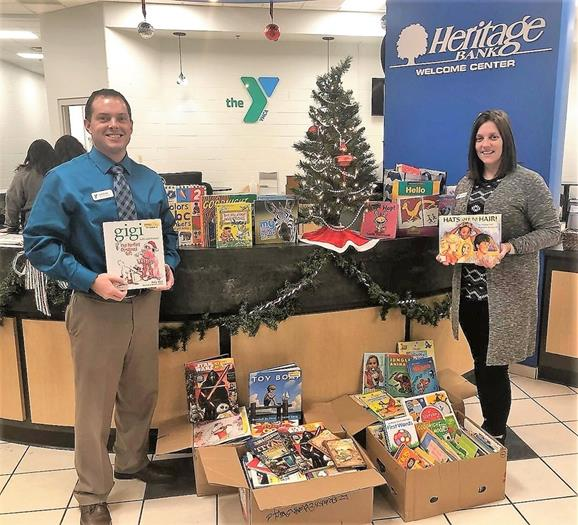 Free holiday bookstore for Covington parents