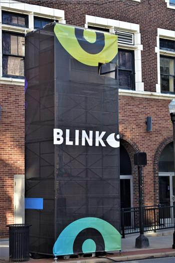 BLINK: Expect crowds, congestion