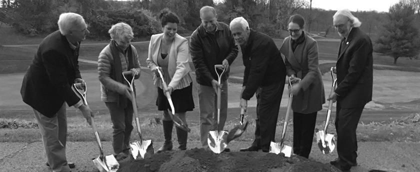 Covington Breaks Ground on New Devou Park Golf Course Clubhouse