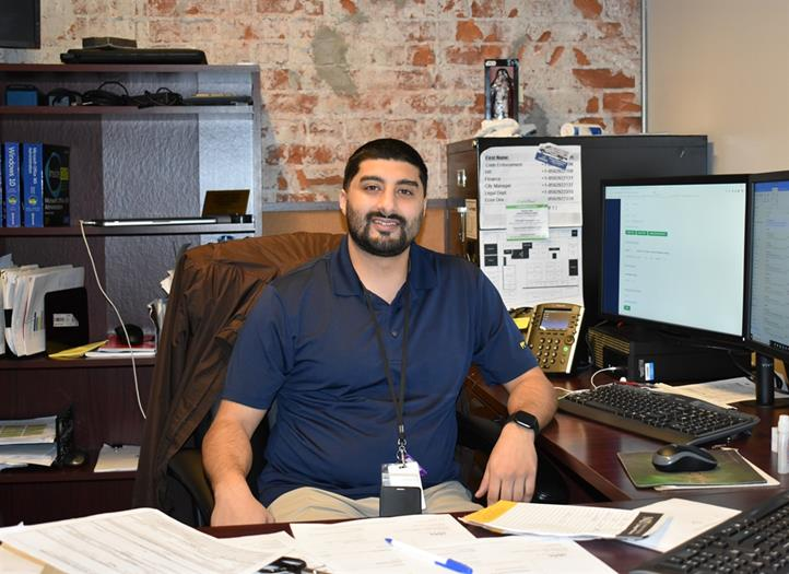 City promotes interim IT manager