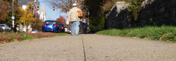 Sidewalk Improvements Begin in Latonia; Work in South Covington Continues