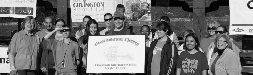 Great American Cleanup 2015 Seeks Volunteers