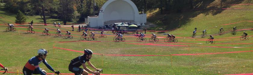 Devou Park Hosts Cincy3 Weekend Pan American Continental Cyclocross Championship this Sunday, Nov 2nd