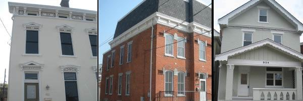 Five Historic, Completely Rehabbed Properties Seeking Owners