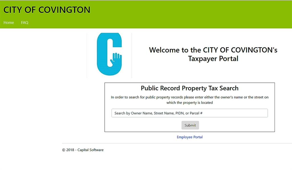 Property tax payments due by Oct  15 > City of Covington, KY
