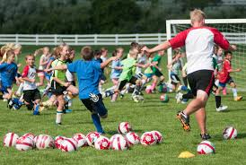 Challenger Sports Brings British Soccer Camp to Bill Cappel Youth Sports  Complex 09ea524d97abc