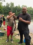 Kids to swarm Prisoners Lake for Fishing Derby