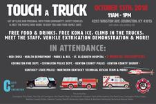 'Touch a Truck' showcases safety, service vehicles