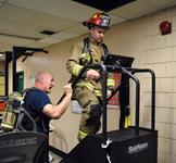 Climbing the Carew Tower: Covington firefighter team preps for 45-floor competition