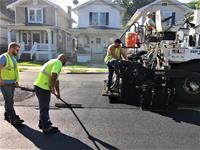 Smooth driving: Over 31,000 linear feet repaved