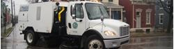 Summer Street Sweeping Schedule for July - August 2014