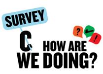 Ongoing survey focuses on customer service