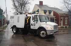 Leniency on street-sweeping days