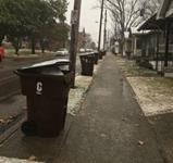 Christmas trash pickup delayed a day
