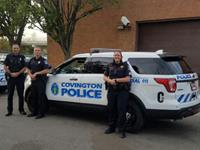 City Issues First of 31 New Police Vehicles; Provides Top Quality Safety