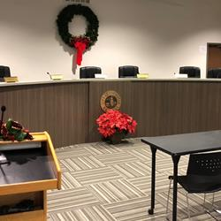 City Commission to meet 4x in January