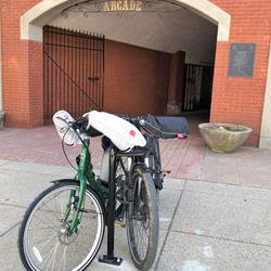 Covington may get hundreds of bike racks