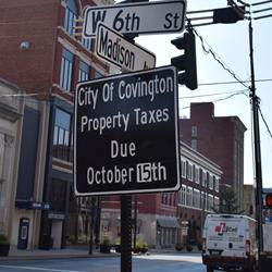 City property tax payments due by Oct. 15