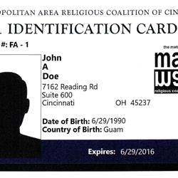 City to recognize MARCC ID cards