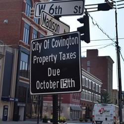 Reminder: Property tax deadline Monday