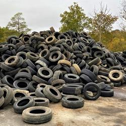 Get rid of your old tires for free
