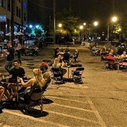 Special streetside dining extended to Oct. 31