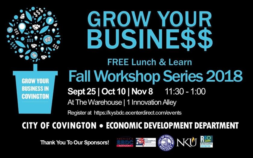 Free workshops link businesses to expertise