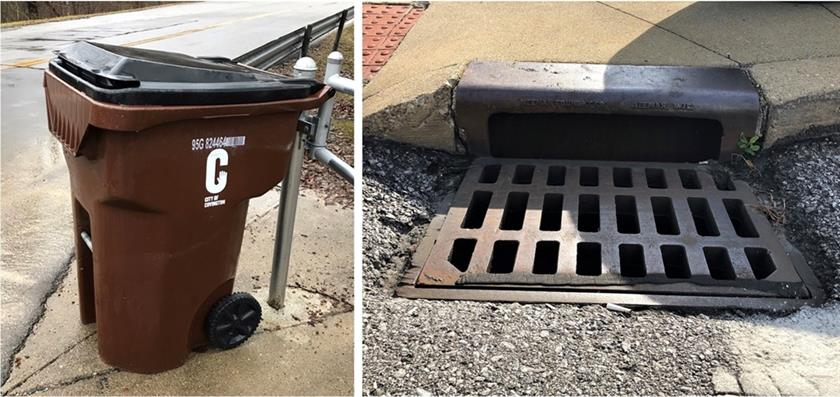 Combined trash, storm water bill in the mail