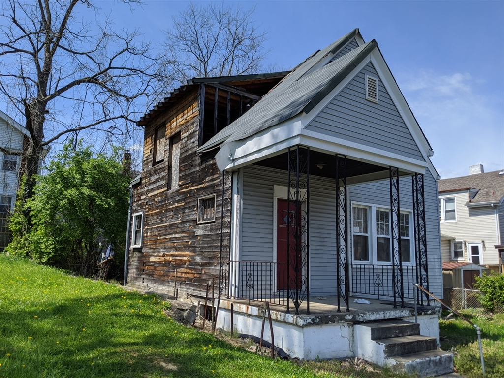 New focus on vacant, abandoned houses > City of Covington, KY
